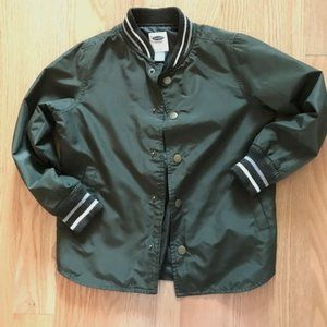 Old Navy Kids Unlined Spring Jacket/Windbreaker - Size Small (6-7)